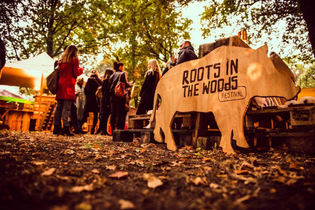Roots in the Woods festival viert de herfst met aangepast programma op Paleis Het Loo