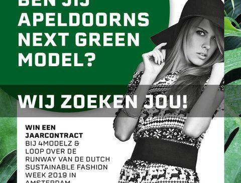 Wie wordt Apeldoorns Next Green Model?