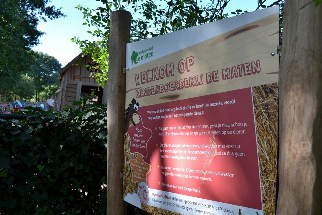 Nationale Zaaidag bij Apeldoornse Kinderboerderijen