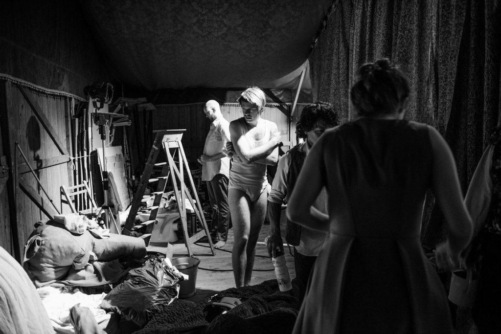 GIGANT en Orpheus halen De Theatertroep met Vaudeville III naar Apeldoorn