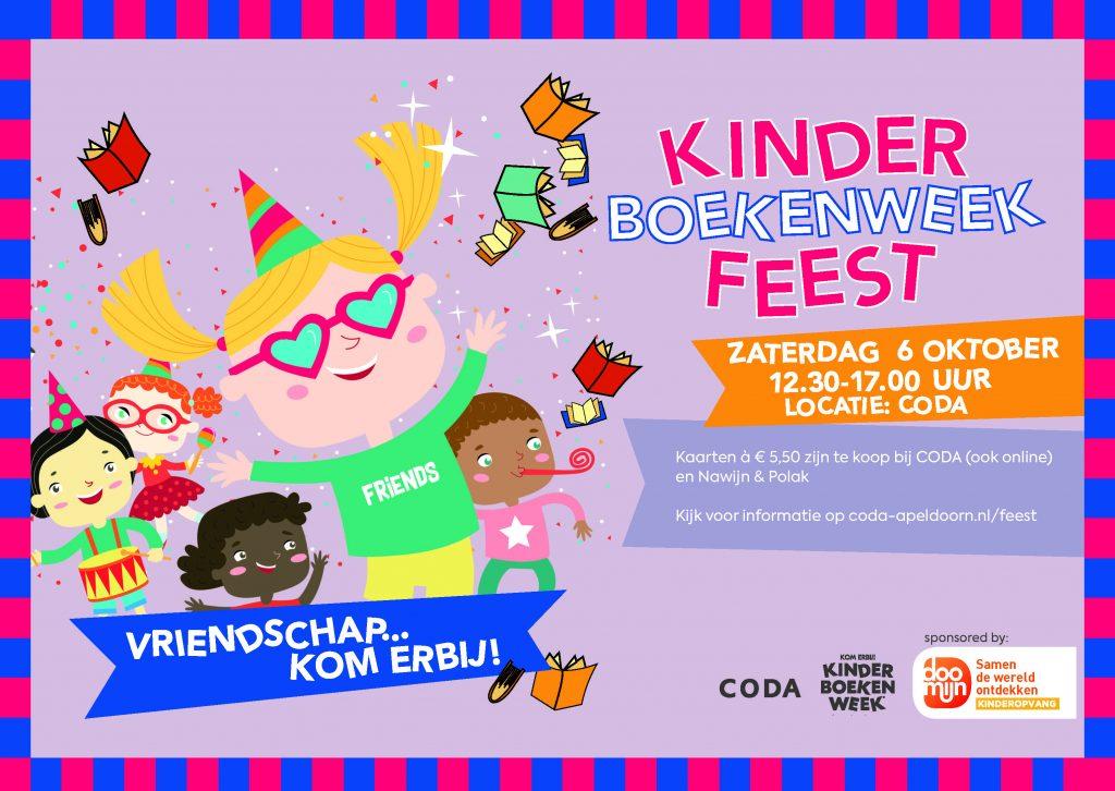 Programma Kinderboekenweekfeest bekend
