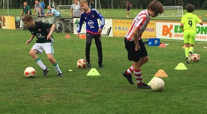 Landelijke jeugdtrainersavond in Apeldoorn