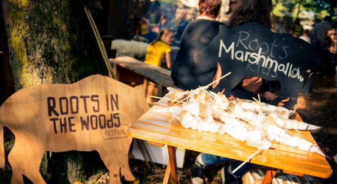 Programma herfstfestival Roots in the Woods