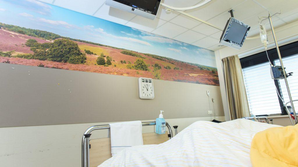 Opening 'healing' environment' op verpleegafdeling Gelre Apeldoorn