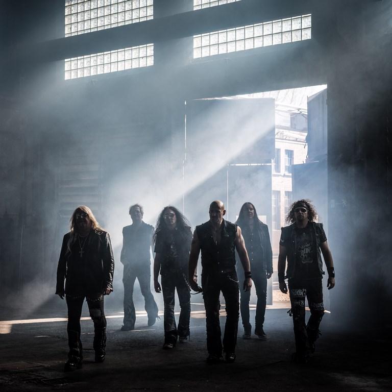 Heavy metalband Primal Fear voor exclusieve NL show naar Apeldoorn