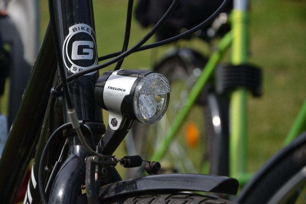 'Light it up!' fietsverlichtingscampagne in Apeldoorn