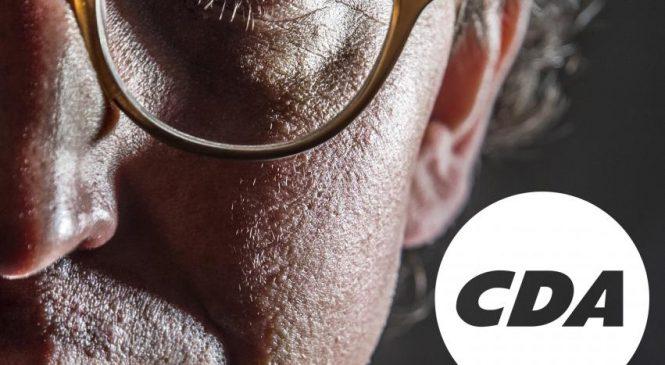 Verkiezingsposter CDA Apeldoorn genomineerd voor beste poster VNG