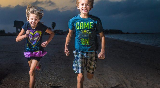 Vrijblijvende beweegtest voor jonge kinderen