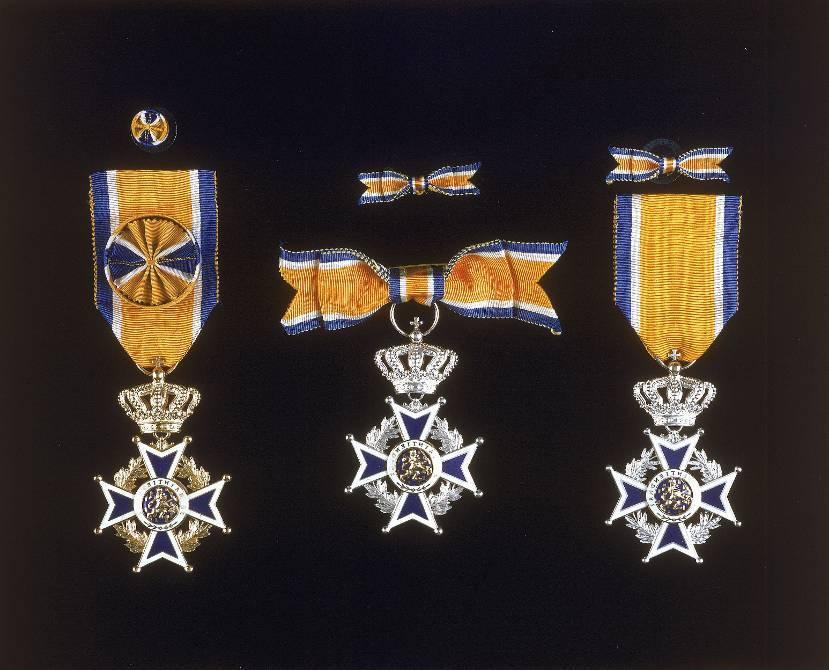 Koninklijke onderscheiding voor de heer W.C.H. Prins