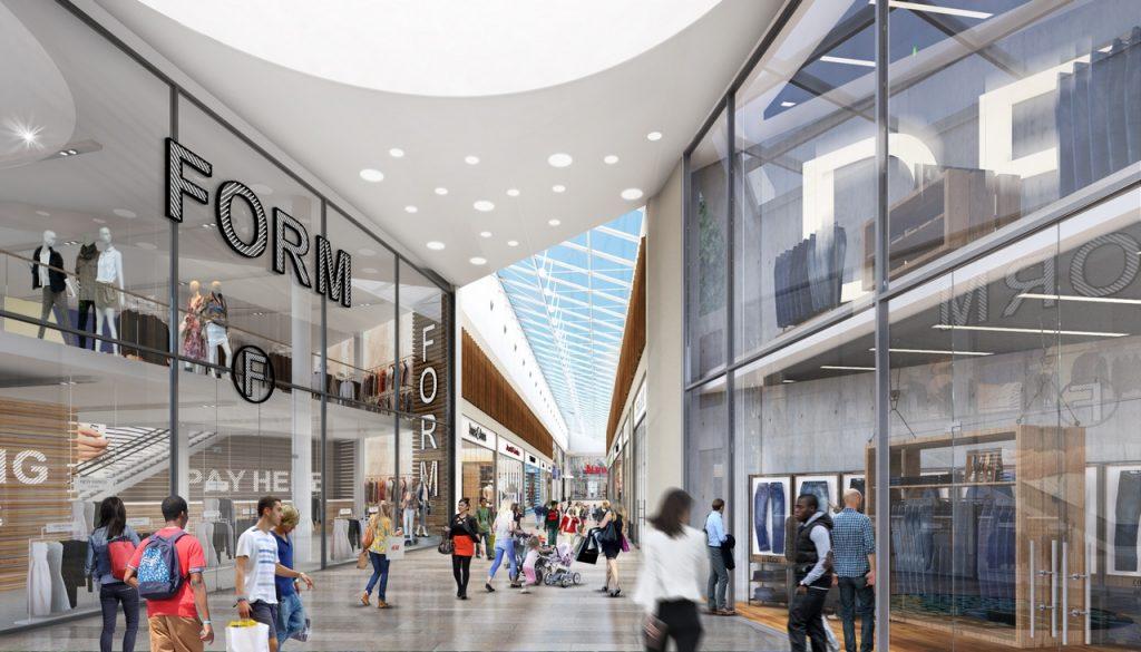 Nieuwe huurders voor winkelcentrum de Oranjerie