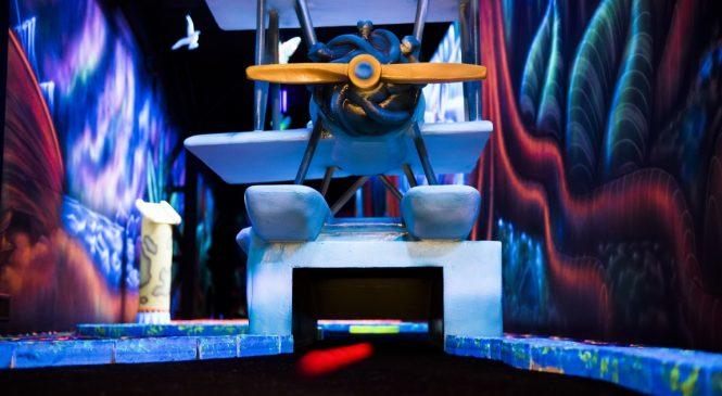 Laatste kans om te Glowgolfen in Apeldoorn!