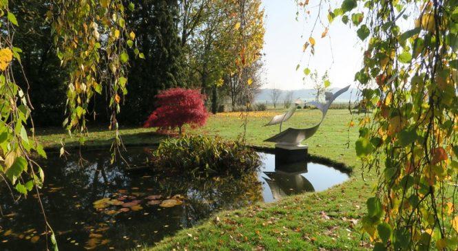 Open tuin en atelier bij Martha Waijop