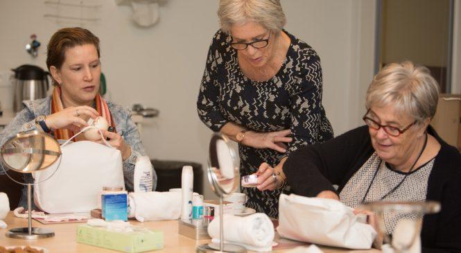 Succesvolle workshops uiterlijke verzorging voor patiënten met kanker in Gelre ziekenhuizen
