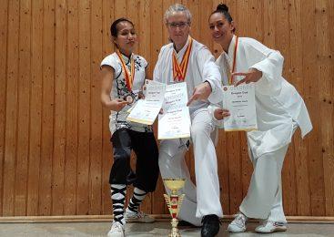 Winst in het Duitse Wolfsburg door Shaolin Kungfu Apeldoorn