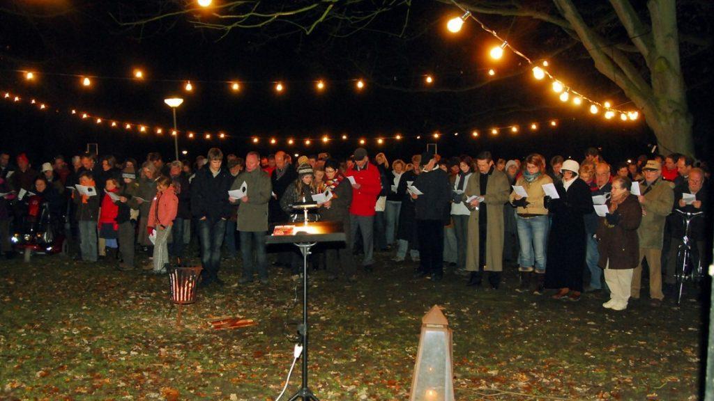 Kerstnachtdienst in Hervormde Kerk van Beekbergen