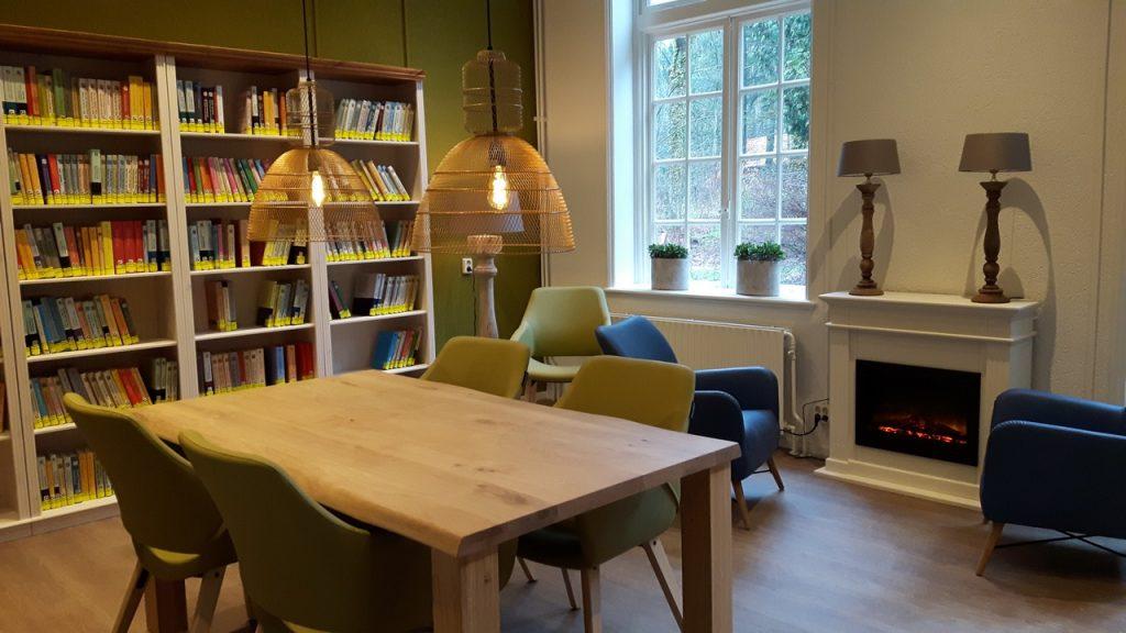 Opening bibliotheek in Beekbergen