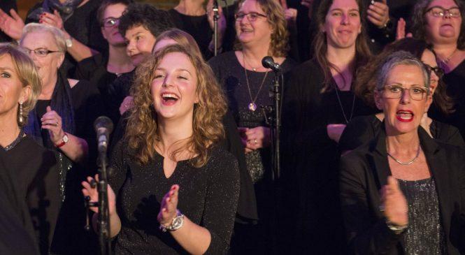 Nieuw jaar, nieuwe hobby: gospel zingen