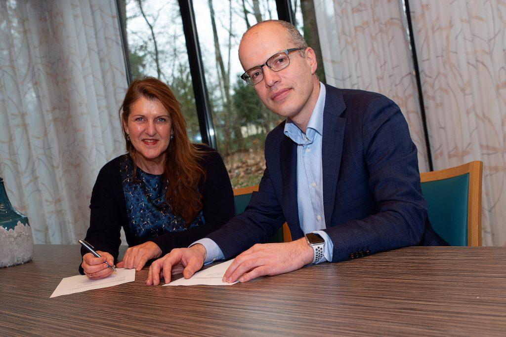 Zorggroep Apeldoorn en Klimmendaal tekenen voor intensieve samenwerking