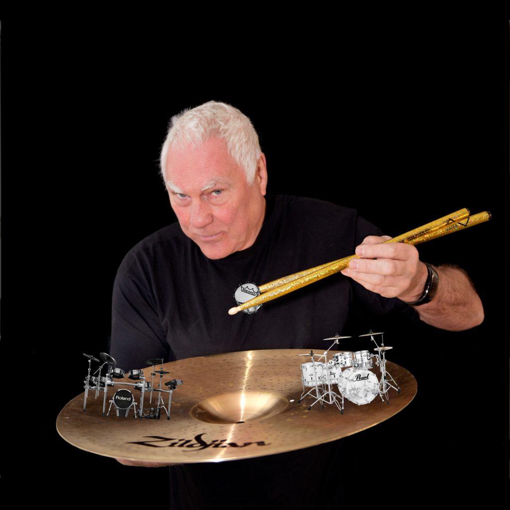 Golden Earring-drummer Cesar Zuiderwijk op 31 maart naar GIGANT