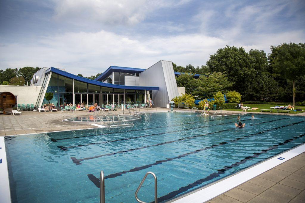 Aquacentrum Malkander opent vanaf 1 maart het buitenbad