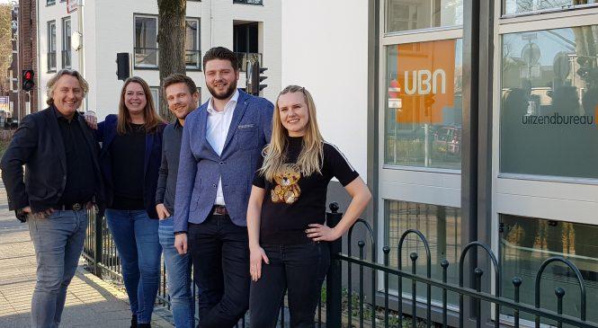 Opening nieuwe vestiging UBN Uitzendbureau Apeldoorn