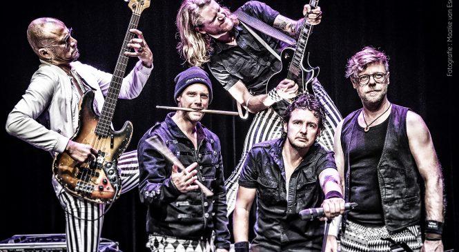 Hippe Gasten op 16 maart met rockconcert voor kinderen in Gigant