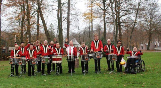 Schuyltamboers vieren 35-jarig jubileum