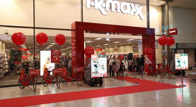 TK Maxx Apeldoorn opent 11 april