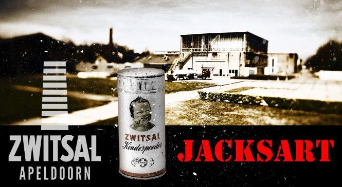 Jacksart brengt kunst en cultuur naar het Zwitsalterrein