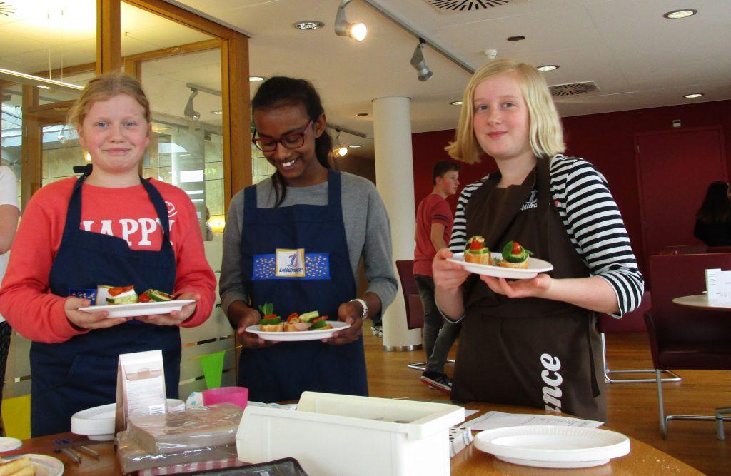 Open Dag Kids College Apeldoorn