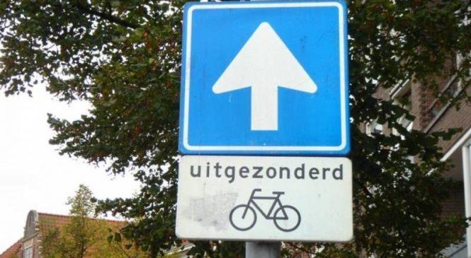 Gemeente voert éénrichtingsverkeer in voor deel Kalverstraat en Stationsplein