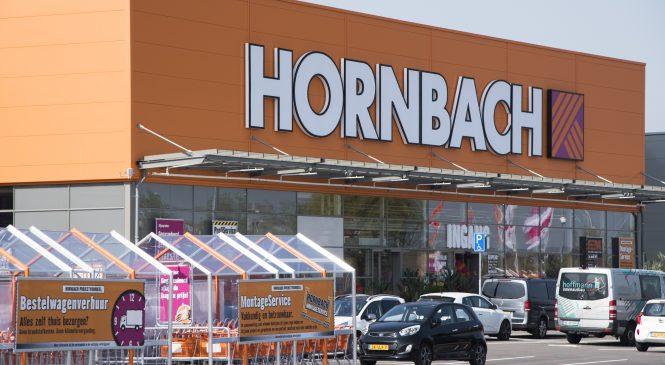 Hornbach mag gaan bouwen