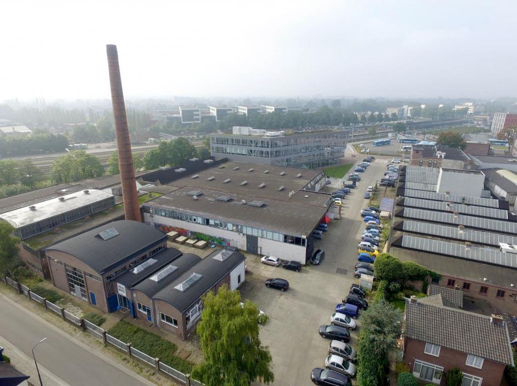 De Nettenfabriek wordt broedplaats voor ondernemers