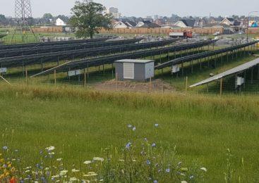Een jaar echte Apeldoornse schone stroom