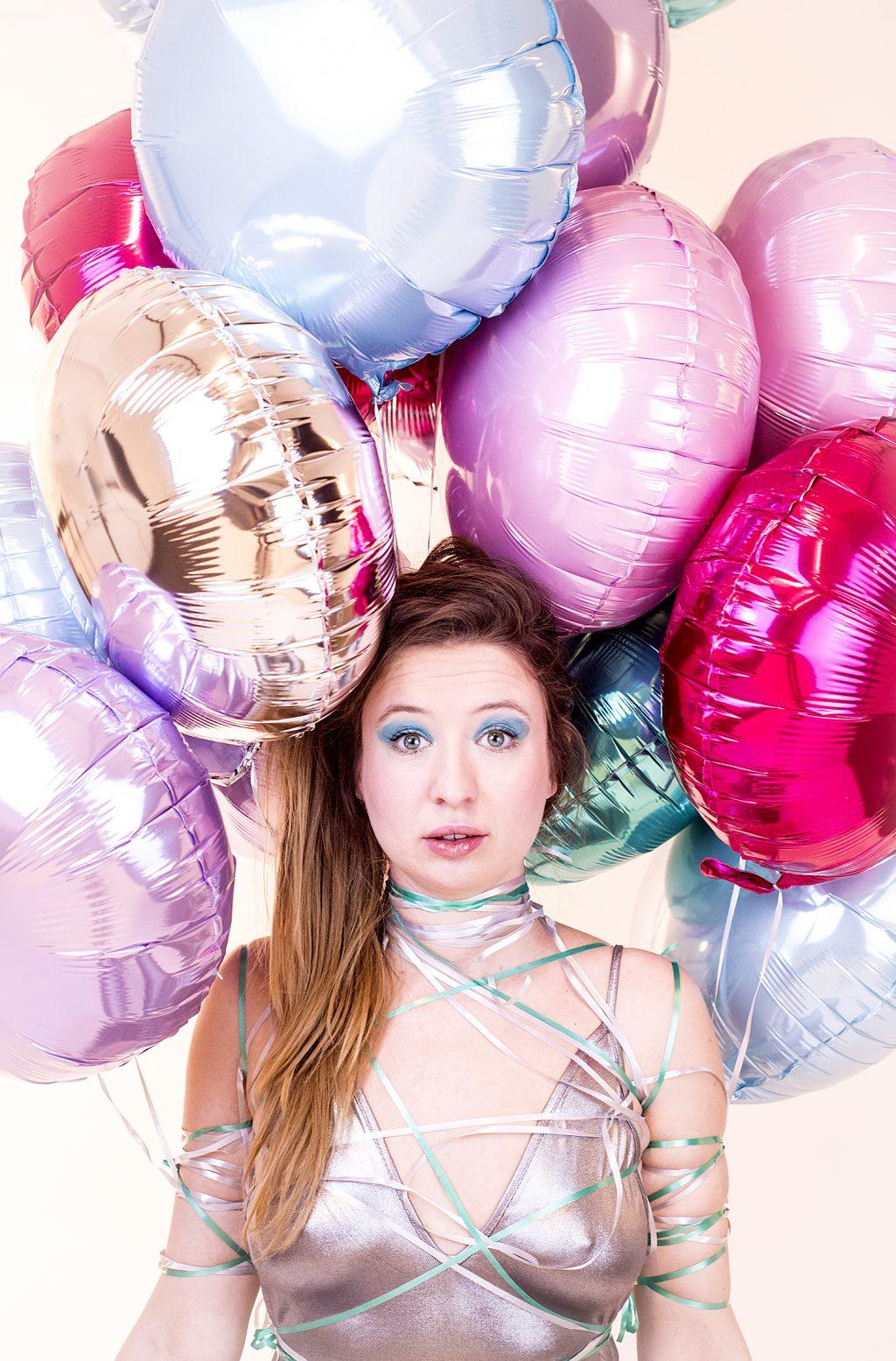 Anne Neuteboom op 13 april met nieuwe cabaretshow naar GIGANT