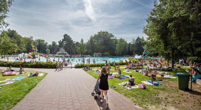 Openluchtbad Boschbad start zomerseizoen