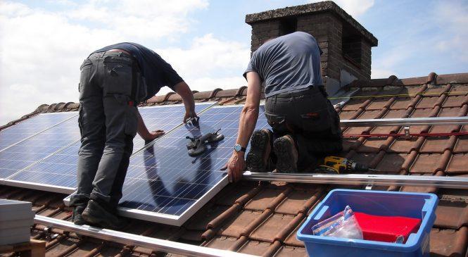 Inkoopactie zonnepanelenactie met energiecoöperatie deA