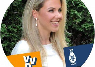 Tamara Kipp geeft zetel VVD op