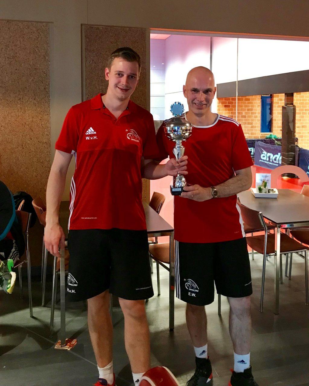 Appoldro is de nieuwe Nederlands kampioen in competitieverband