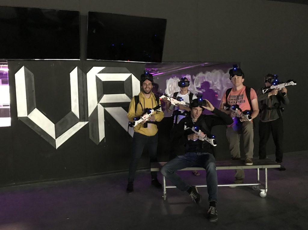 Unieke toevoeging van 200 m2 Virtual Reality aan nieuwe Street Jump Apeldoorn