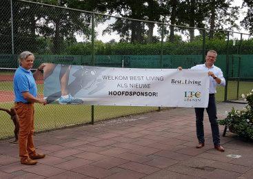 Best Living nieuwe hoofdsponsor LTC Loenen