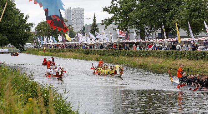 Extra groot feest bij 15e editie drakenbootfestival!