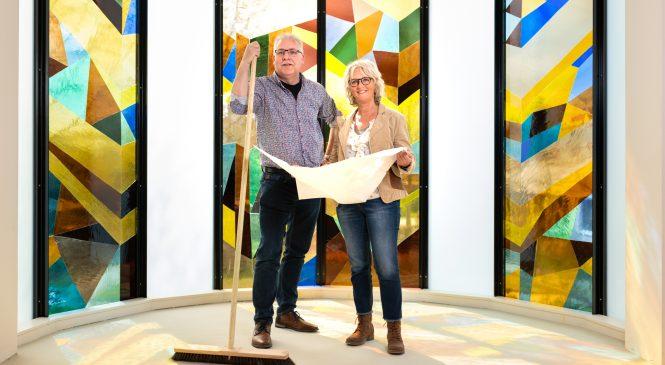 Open dag vernieuwde hospice de Spreng