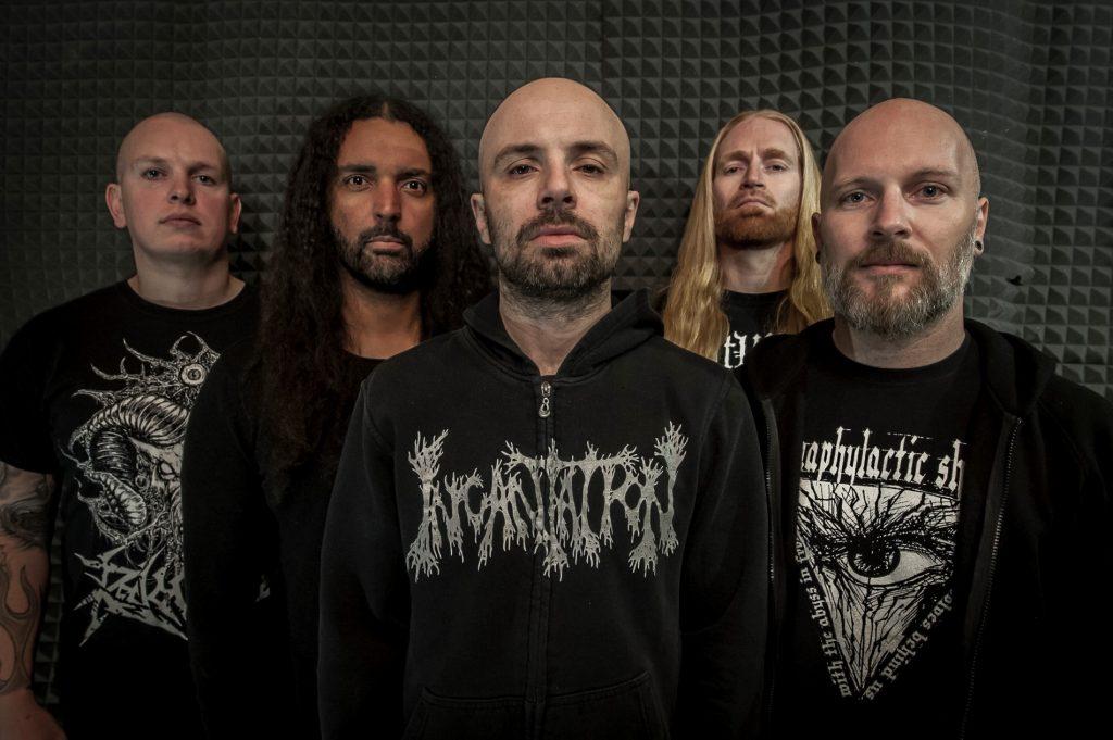 Severe Torture en Ingested brengen op 14 juni death metal naar GIGANT