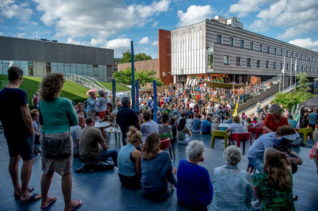 StadsOase op 14 juli van start met bierfestival BierOase
