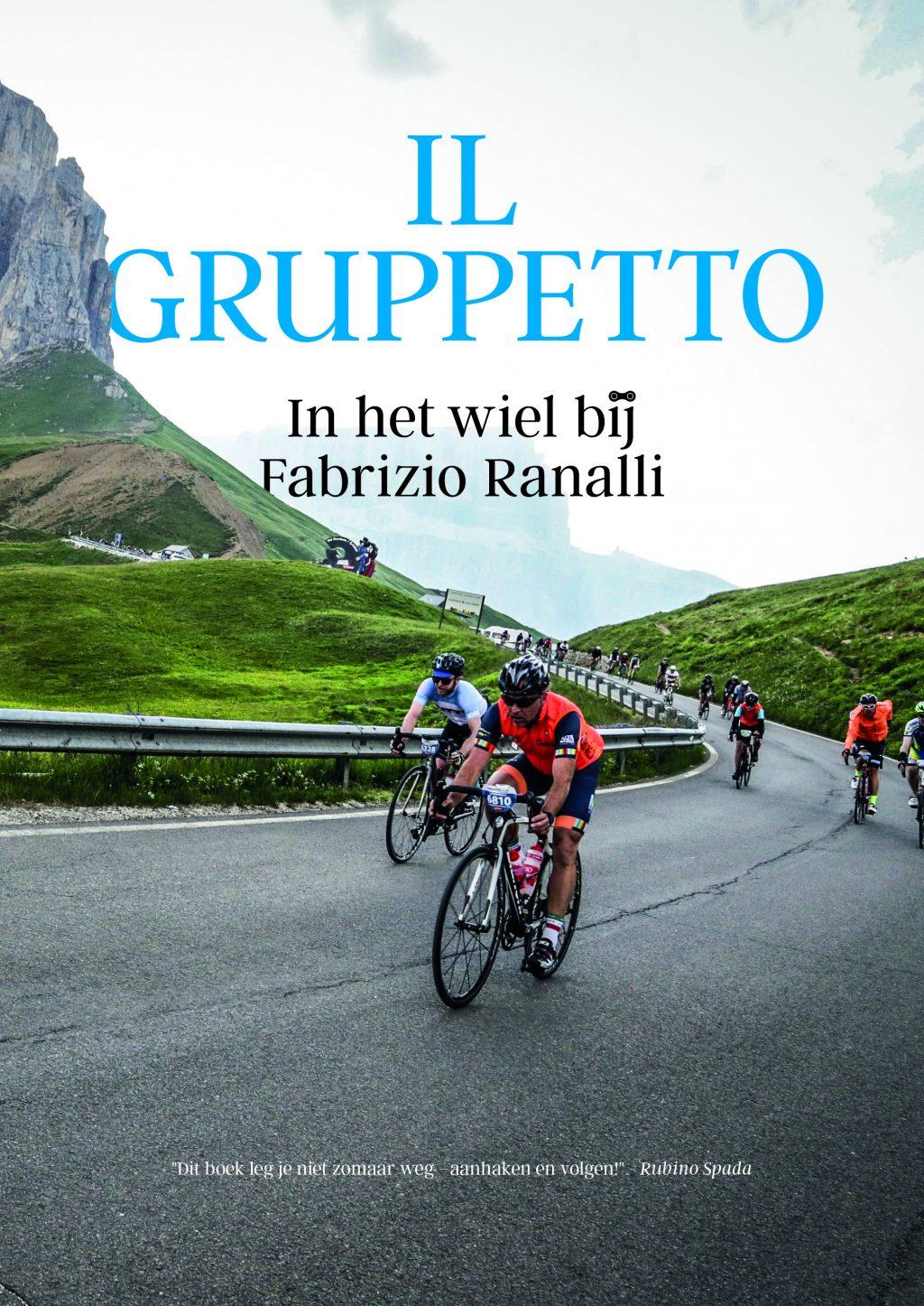 Apeldoorner Fabrizio Ranalli bundelt zijn fietsverhalen in een persoonlijk boek