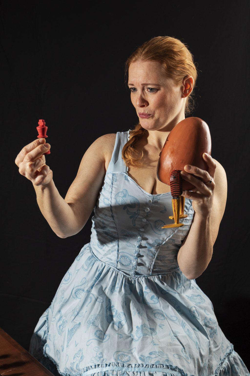 2019 is hèt jaar van Alice in Spiegelland voor Muziektheater Apeldoorn