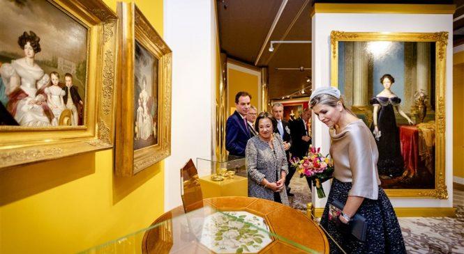 Koningin Máxima aanwezig bij bijeenkomst voor Gelderse ondernemers