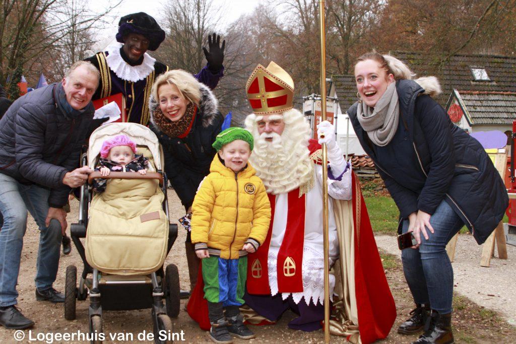 Bezoek Het Logeerhuis van Sint Nicolaas tijdens het weekend van 23 en 24 november