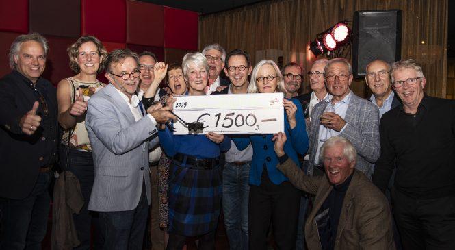 Rotaries Apeldoorn en Apeldoorn Zuid winnen ISA Trofee met 'de Codeclub'